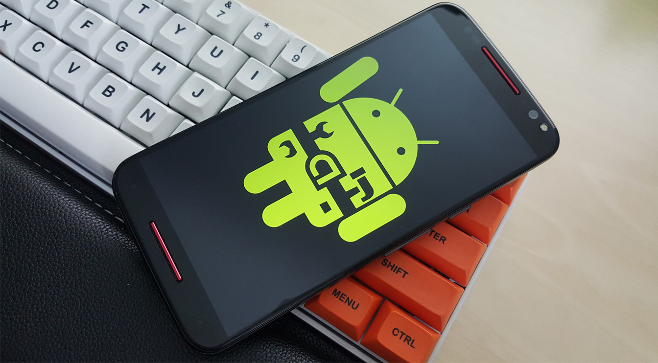 Remote Android Factory Reset