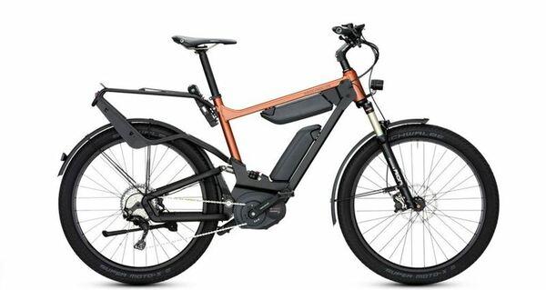 Ebike - The Electric Folding Bike