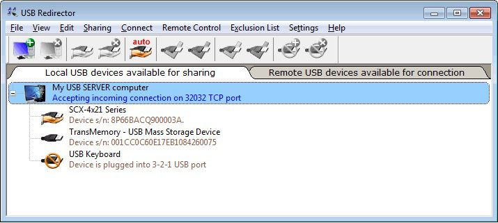 Best USB remote access software   USB over Network software