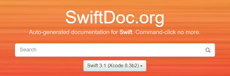 SwiftDoc.org